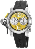 Graham Chronofighter Trigger R.A.C.  Men's Watch 2TRAS.Y01A.K43B
