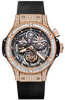 Hublot Big Bang TOURBILLON POWER RESERVE 5 DAYS  Men's Watch 308.PX.130.RX.094