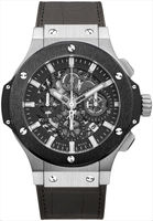 Hublot Big Bang Areo Bang Steel 44mm Men's Watch 311.SM.1170.GR
