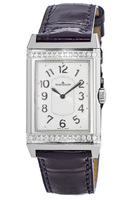 Jaeger LeCoultre Reverso Grande Reverso Lady Ultra Thin Mechanical  Women's Watch 3208421