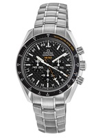 Omega Speedmaster HB-SIA Co-Axial GMT Chronograph Solar Impulse Limited Edition Men's Watch 321.90.44.52.01.001