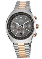 Omega Speedmaster Mark II Chronograph Steel and Rose Gold Men's Watch 327.20.43.50.01.001