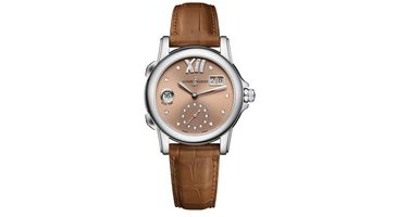 Ulysse Nardin Classic Dual Time Lady Women's Watch 3343-222/30-09