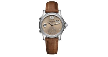 Ulysse Nardin Classic Dual Time Lady Women's Watch 3343-222B/30-09