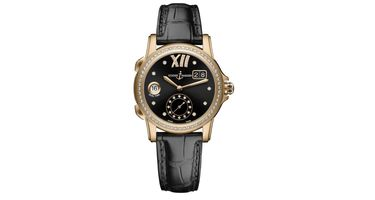 Ulysse Nardin Classic Dual Time Lady Women's Watch 3346-222B/30-02