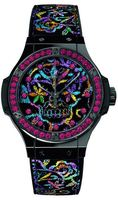 Hublot Big Bang Broderie Limited Edition 200 Pieces Sugar Skull Ceramic Unisex Watch 343.CS.6599.NR.1213