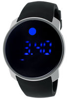 Movado Bold  Digital Touchscreen Dual-time Rubber Strap Men's Watch 3600146