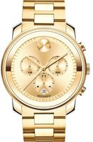 Movado Bold  Gold Tone Men's Watch 3600278