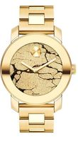 Movado Bold  36mm Yellow Gold Ion-plated Women's Watch 3600346