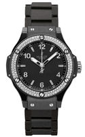 Hublot Big Bang All Black  Women's Watch 361.CV.1270.CM.1104