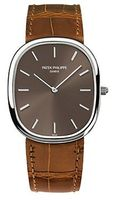 Patek Philippe Golden Ellipse  White Gold Men's Watch 3738-100G