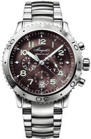 Breguet Type XX - Type XXI Automatic Chronograph  Men's Watch 3810ST-92-SZ9