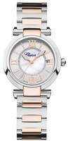 Chopard Imperiale  29MM Rose Gold and Stainless Steel Women's Watch 388563-6002