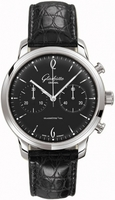Glashutte Original 20th Century Vintage Sixties Chronograph  Men's Watch 39-34-02-22-04