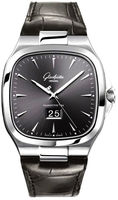 Glashutte Original 20th Century Vintage Seventies Panorama Date  Men's Watch 39-47-12-12-04