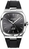 Glashutte Original 20th Century Vintage Seventies Panorama Date  Men's Watch 39-47-12-12-06