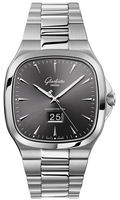 Glashutte Original 20th Century Vintage Seventies Panorama Date  Men's Watch 39-47-12-12-14