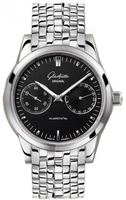Glashutte Original Quintessentials Senator Hand Date  Men's Watch 39-58-01-02-14