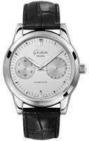 Glashutte Original Quintessentials Senator Hand Date  Men's Watch 39-58-02-02-04