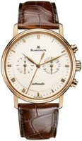 Blancpain Villeret Automatic Chronograph  Men's Watch 4082-3642-55B