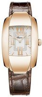 Chopard La Strada  Silver Dial Leather Strap Women's Watch 419255-5001