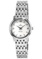 Omega De Ville Quartz 24.4mm  Women's Watch 424.10.24.60.05.001