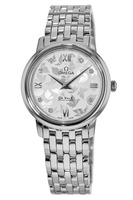 Omega De Ville Quartz 27.4mm  Women's Watch 424.10.27.60.52.001