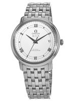 Omega De Ville Prestige Co-Axial 36.8mm  Men's Watch 424.10.37.20.04.001