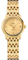 Omega De Ville Prestige Quartz 24.4mm  Women's Watch 424.50.24.60.08.001