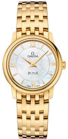 Omega De Ville Prestige Quartz 27.4mm  Women's Watch 424.50.27.60.05.001