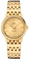 Omega De Ville Prestige Quartz 27.4mm  Women's Watch 424.50.27.60.08.001