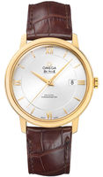Omega De Ville Prestige Co-Axial 39.5mm  Men's Watch 424.53.40.20.02.002
