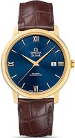 Omega De Ville Prestige Co-Axial 39.5mm  Men's Watch 424.53.40.20.03.001