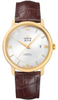 Omega De Ville Prestige Co-Axial 39.5mm  Men's Watch 424.53.40.20.52.001