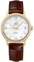 Omega De Ville Prestige Co-Axial 32.7mm  Women's Watch 424.58.33.20.55.002