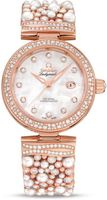 Omega De Ville Ladymatic   Women's Watch 425.65.34.20.55.008