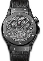 Hublot Classic Fusion Tourbillon Skeleton  Men's Watch 506.CM.0140.LR