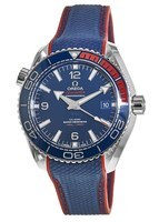 "Omega Specialities Seamaster Olympic Collection ""Pyeongchang 2018"" Limited Edition Men's Watch 522.32.44.21.03.001"