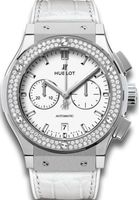 Hublot Classic Fusion Chronograph  Women's Watch 541.NE.2010.LR.1104