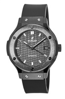 Hublot Classic Fusion Automatic Black Magic Ceramic Unisex Watch 565.CM.1771.RX