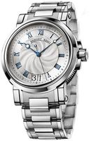 Breguet Marine  Automatic Big Date Men's Watch 5817ST-12-SM0