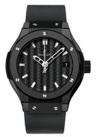 Hublot Classic Fusion All Black  Women's Watch 581.CM.1770.RX