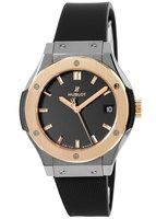 Hublot Classic Fusion 33mm  Women's Watch 581.NO.1181.RX