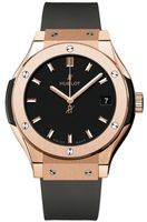 Hublot Classic Fusion 33mm  Women's Watch 581.OX.1181.RX