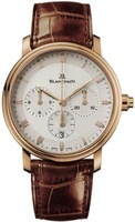 Blancpain Villeret Automatic Chronograph  Men's Watch 6185-3642-55B