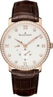 Blancpain Villeret Power Reserve Mechanical  Men's Watch 6606-2987-55B