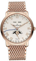 Blancpain Villeret Complete Calendar 8 Jours  Men's Watch 6639-3642-MMB