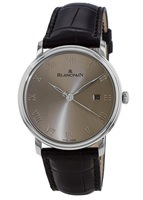 Blancpain Villeret Ultra Slim Automatic  Men's Watch 6651-1504-55
