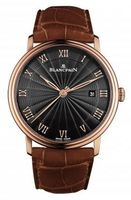 Blancpain Villeret Ultra Slim Automatic  Men's Watch 6651-3630-55BR