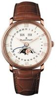 Blancpain Villeret Automatic  Men's Watch 6654-3642-55B